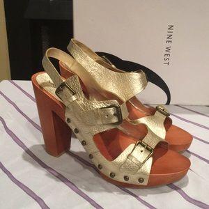 Nine West Shoes - Nine West Clogs Sandals sz 10.5